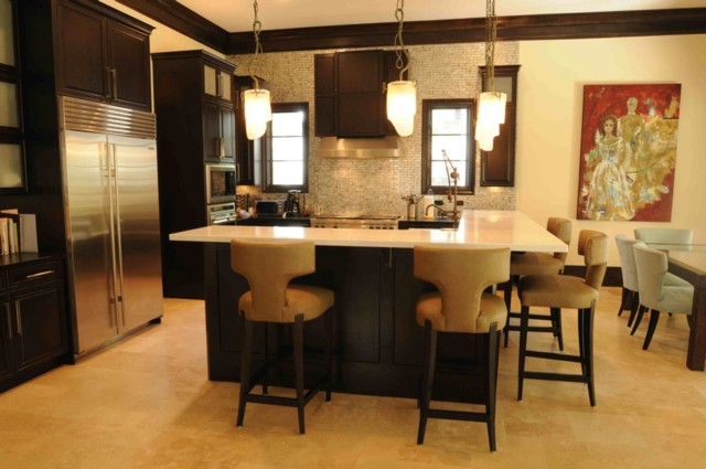 New Home Kitchen - Flint River home built by Boutros Construction, Inc.